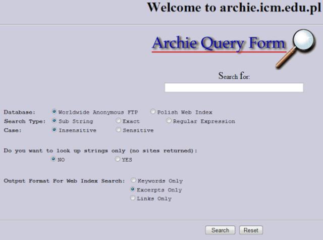 Equipo azul 2   Buscador de Archie de la universidad de McGil