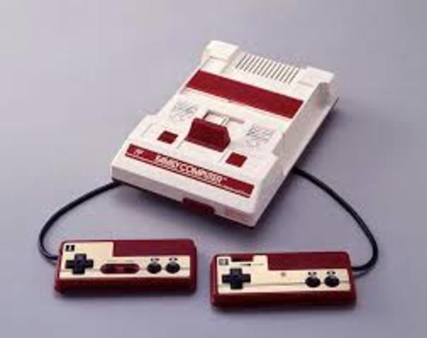 Nintendo Family Computer (Famicom) (JPN)