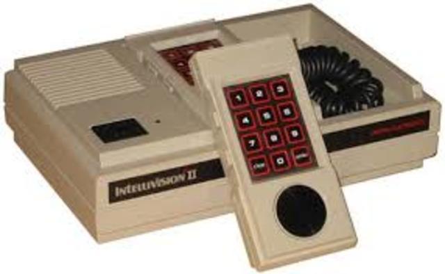 Mattel Intellivision II