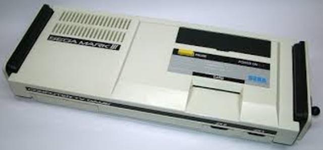 Sega Mark III (JPN)