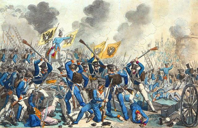 Warsaw Battle