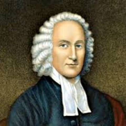 "Jonathan Edwards' ""Sinners in the Hands of an Angry God"""