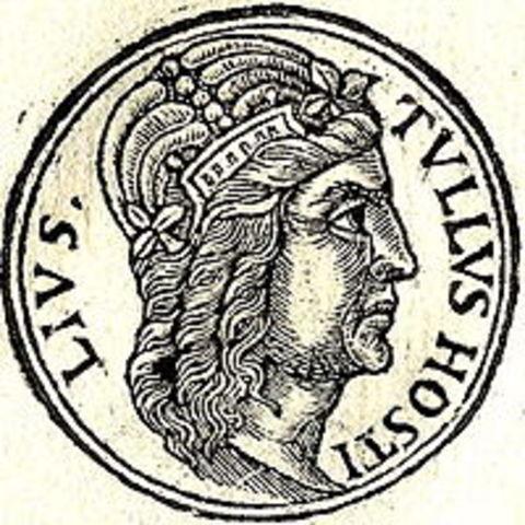 Regne de Tul·li Hostili