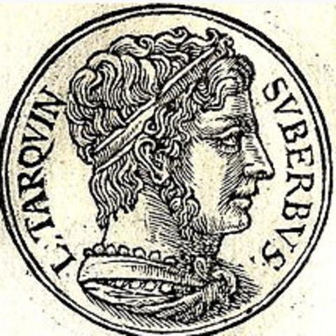 Regne de Tarquini el Superb
