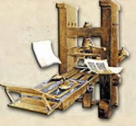Gestion documental creacion de la imprenta