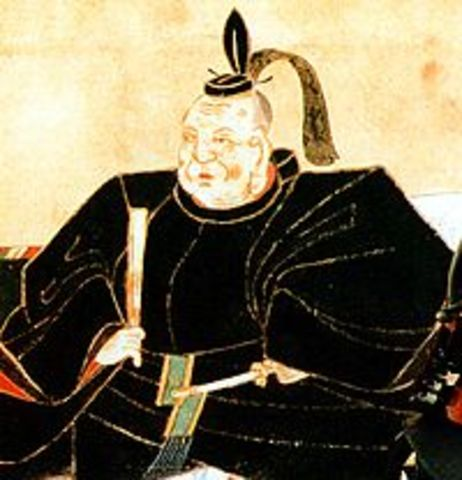 Tokugawa Leyasu's New Title