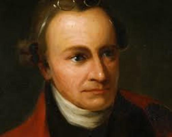 "Patrick Henry's ""Speech in the Virginia Convention"""