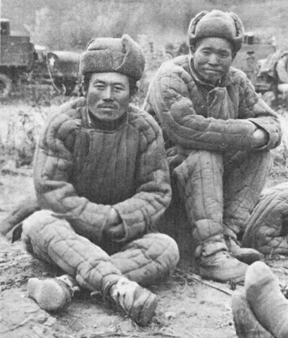 Chinese Winter Offensive