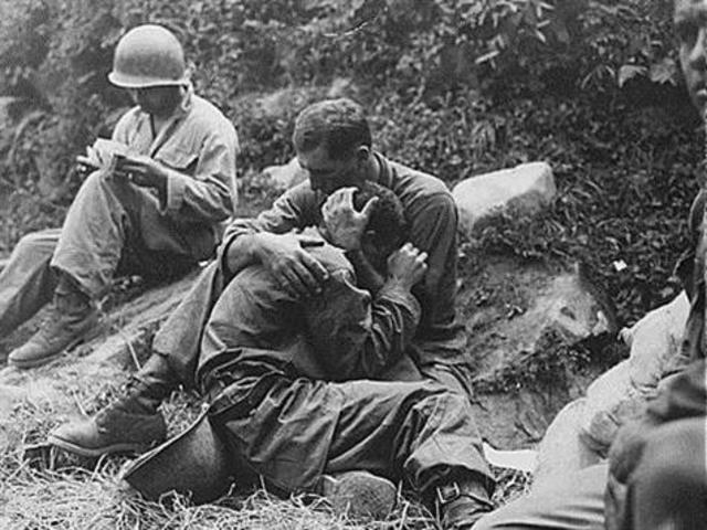 Korean war is officially over
