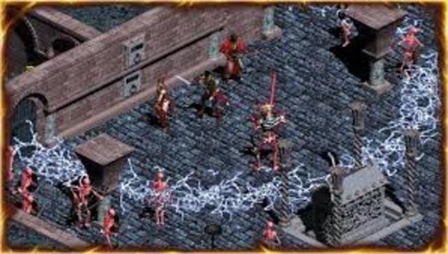 Diablo launches the Blizzard offensive