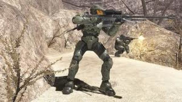 Halo helps launch Xbox and online console gaming