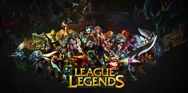 League of Legends makes contact