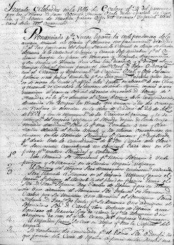 Treaty of Cordoba