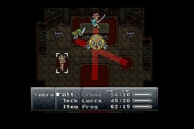 Chrono Trigger debuts on the Super NES