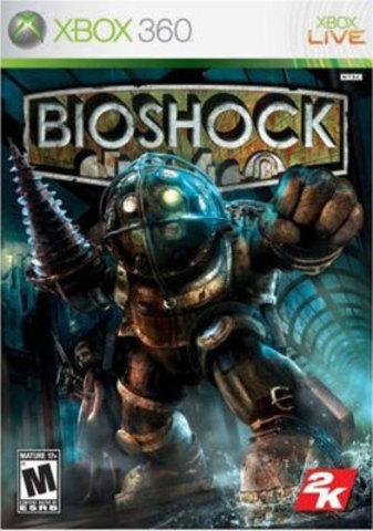 Bioshock makes us rethink horror games (and underwater cities)