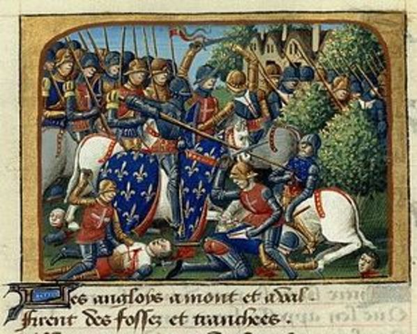 The Battle of Formigny