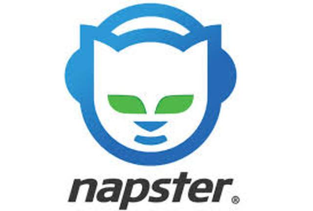 Creación de Napster