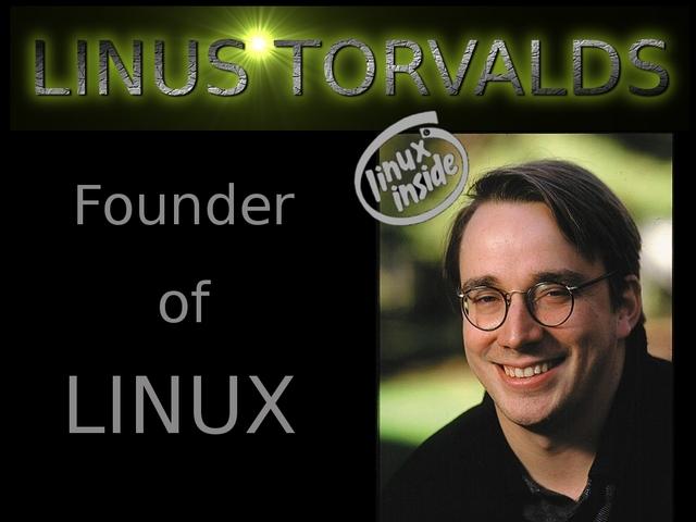 El inicio del trabajo de Linus Torvalds en Linux.