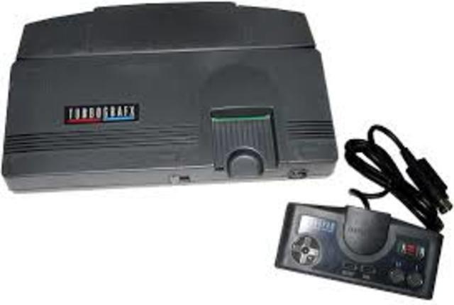 NEC TurboGrafx-16