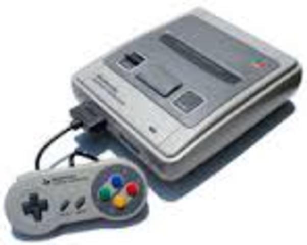 Super Famicom (JPN)