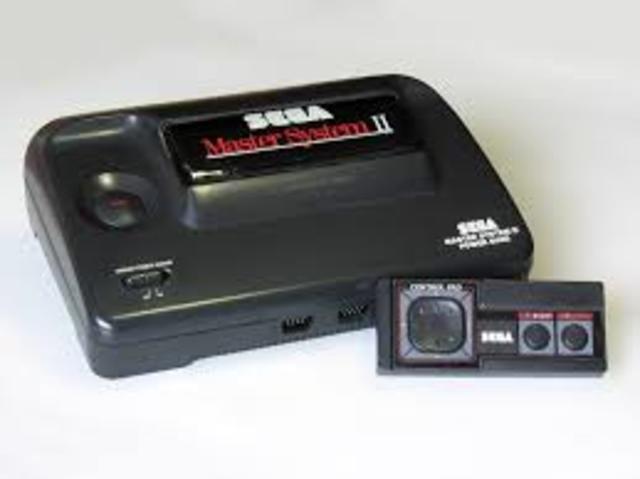 Sega Master System II