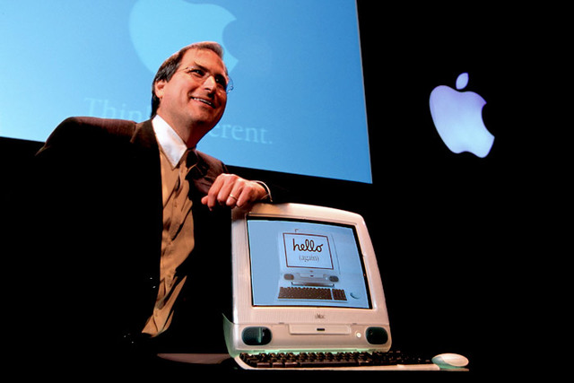 El regreso de Steve Jobs a Apple.