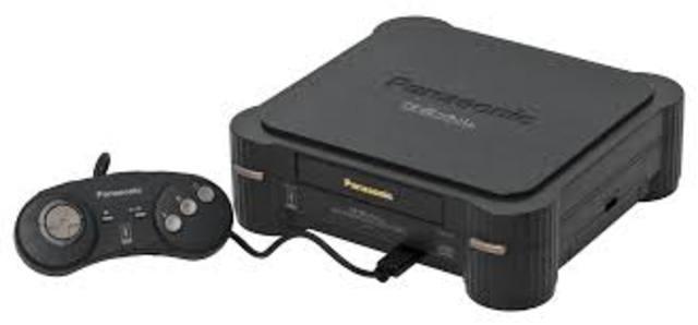 Panasonic 3DO Interactive Multiplayer