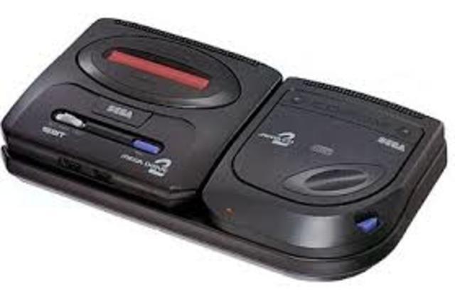 Sega CD 2