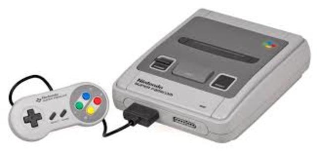 Super Nintendo Entertainment System 2