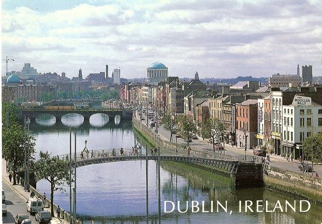 Nacimiento (Dublín, Irlanda, Reino Unido)
