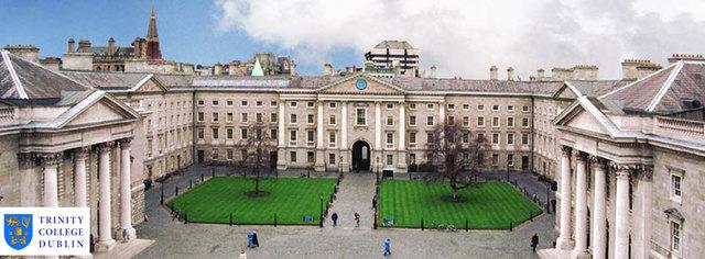 Ingresó en el Trinity College (Dublín)