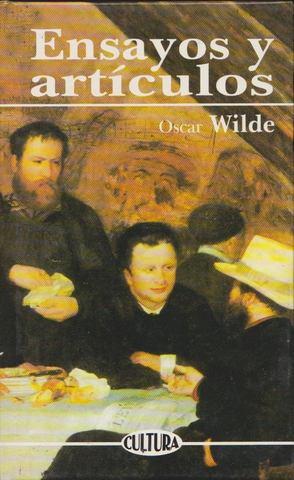 Primeros ensayos, y su célebre Retrato del Sr. W.H..