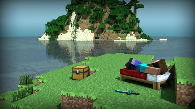 Minecraft surpasses 1 million sales