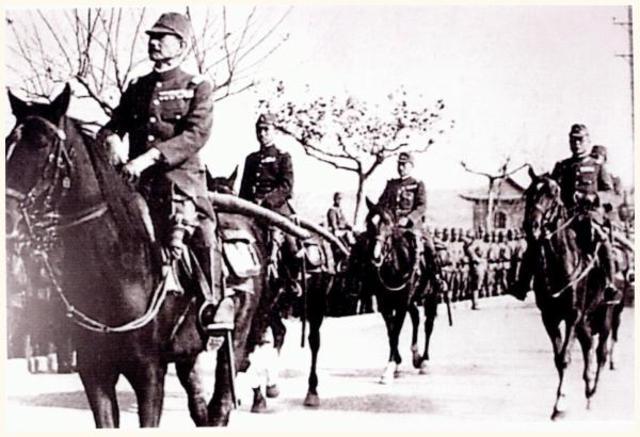 Japan Occupation of Manchuria