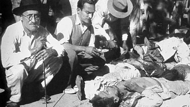 Surge el Levantamiento Campesino de 1932.