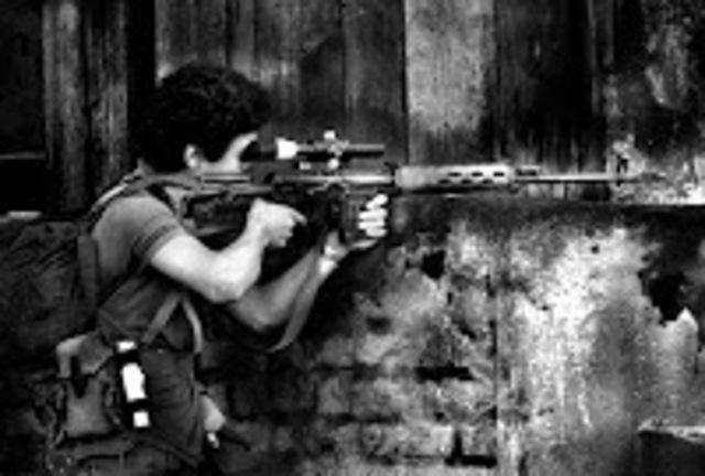 Continua la ofensiva de la Guerrilla
