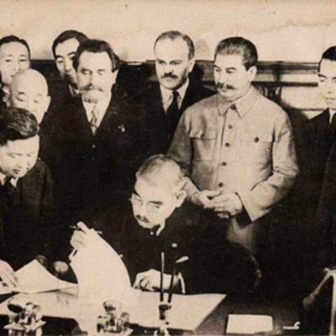 Soviet–Japanese Neutrality Pact