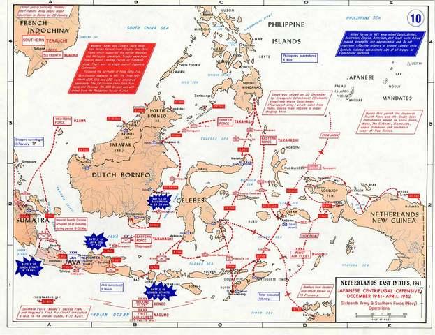 Dutch East Indies campaign