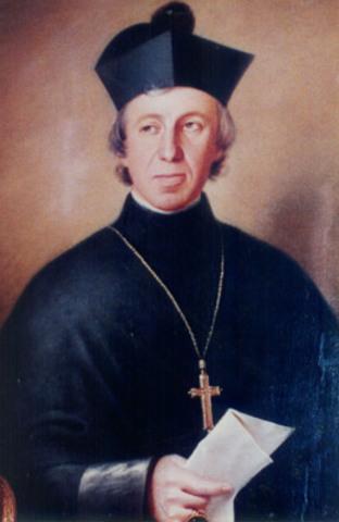 First Catholic Bishop in Australia