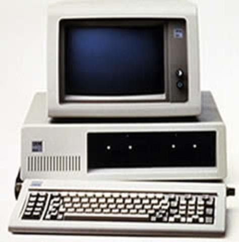 Invención del IBM PC