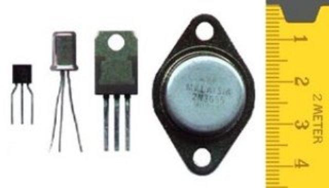 Invensión del Transistor