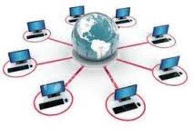 Se crea la primer Red interconectada