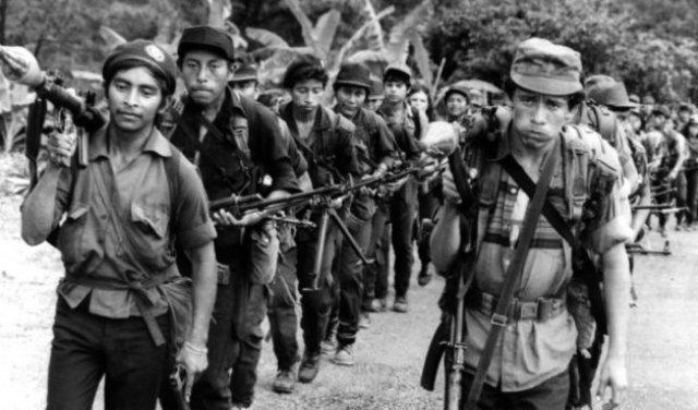 ¡Como inició la guerra civil en El Salvador?