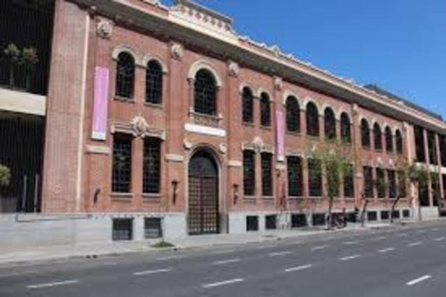 CUL. Museo del Arte Moderno.