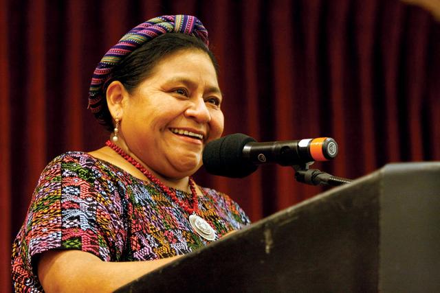 SOC. Nació Rigoberta Menchú Tum.