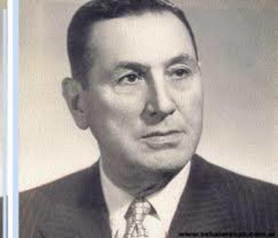 POL. Frustrado golpe de estado contra Perón.
