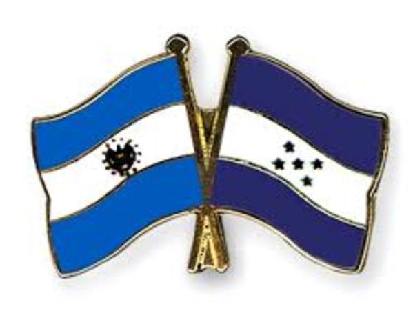 Negociaciones de Paz honduras y El Salvador