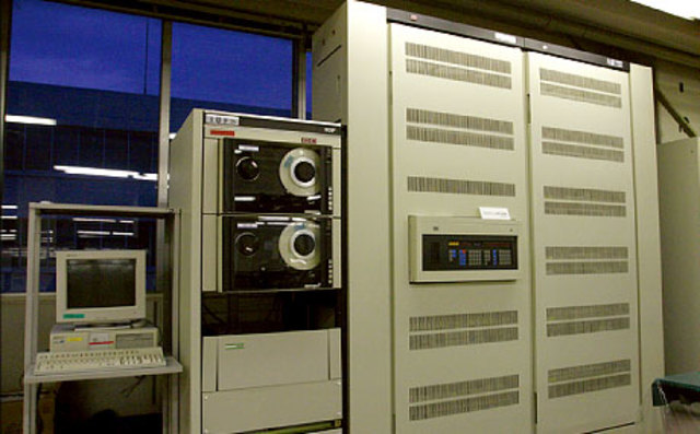Digital Switching System FETEX-150 (1981)