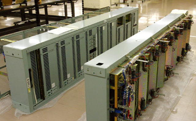 D70-type Digital Electronic Switching System