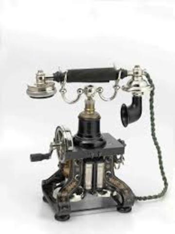 Teléfono Skeleton